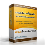 Picture of nopAccelerate REST Web Services API Plugin
